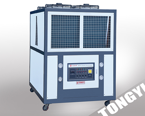 青岛大型风冷式冷水机